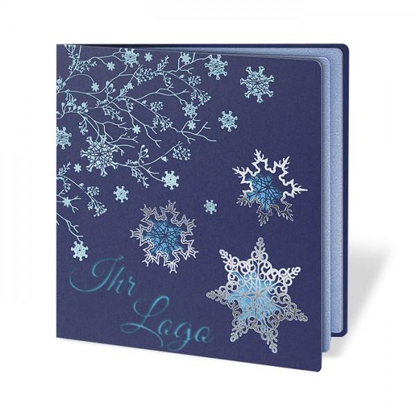 Designer Weihnachtskarte FS453nk