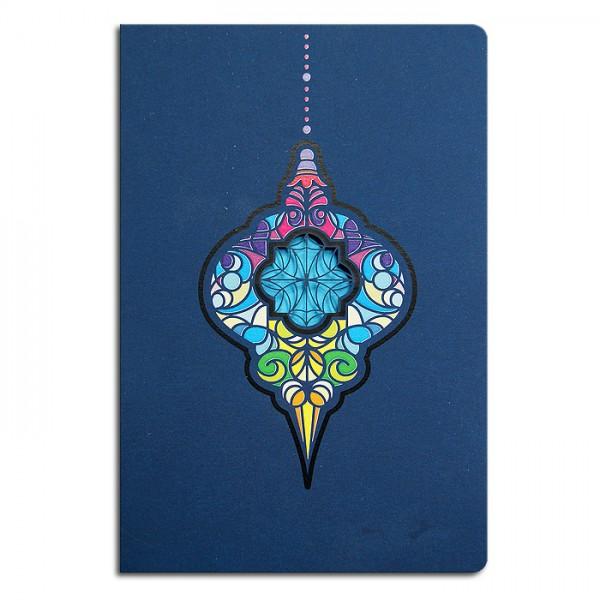 Designer Weihnachtskarte FS672ng