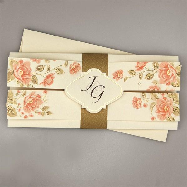 Designer Hochzeitskarte Nr. 42