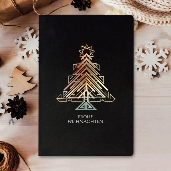 Designer Weihnachtskarte Nr. 221