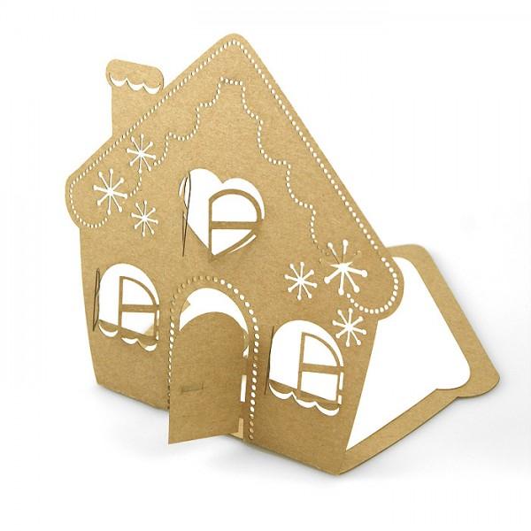 Kreative Weihnachtskarte FS791