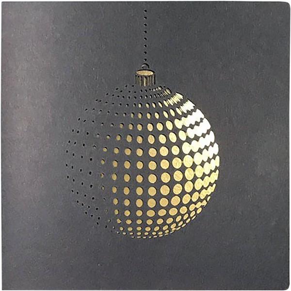 Designer Weihnachtskarte Nr. 248