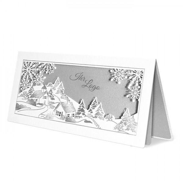 Designer Weihnachtskarte FS731