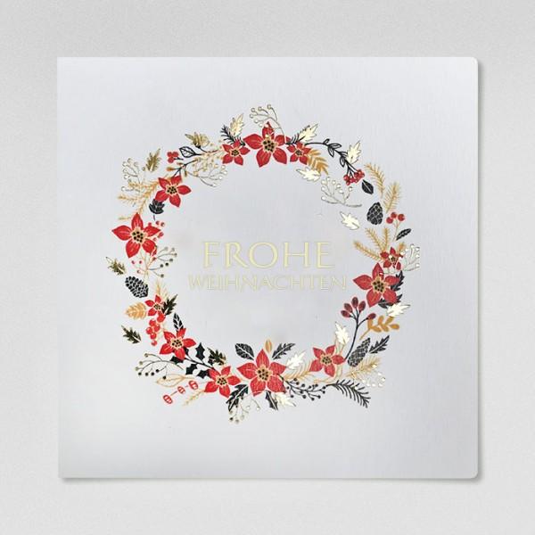 Designer Weihnachtskarte Nr. 243