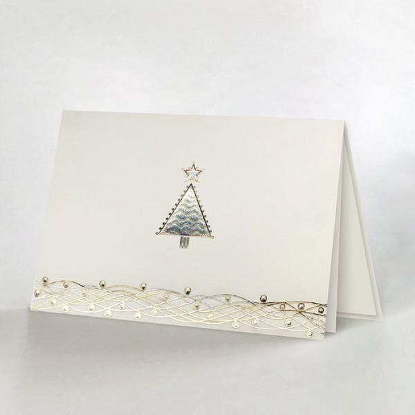 Designer WeihnachtskarteH1630