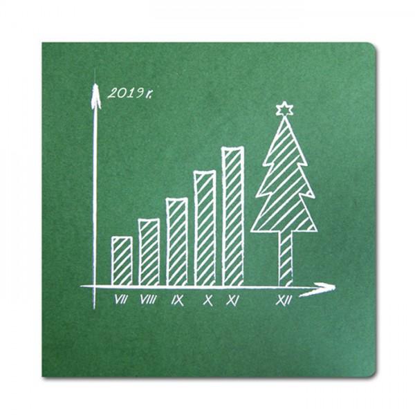 Kreative Weihnachtskarte Nr. 240