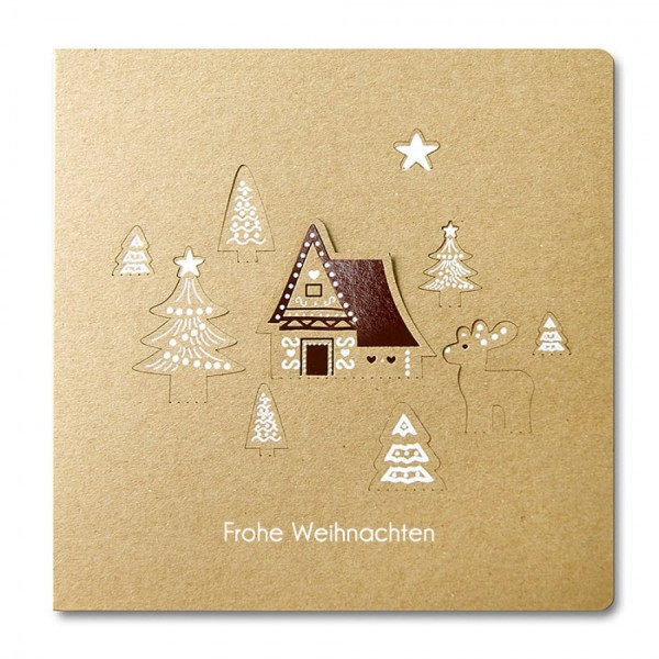 Vintage Weihnachtskarte Nr. 195 | Save The Date Karten ...
