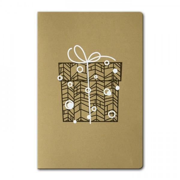 Designer Weihnachtskarte FS776zz