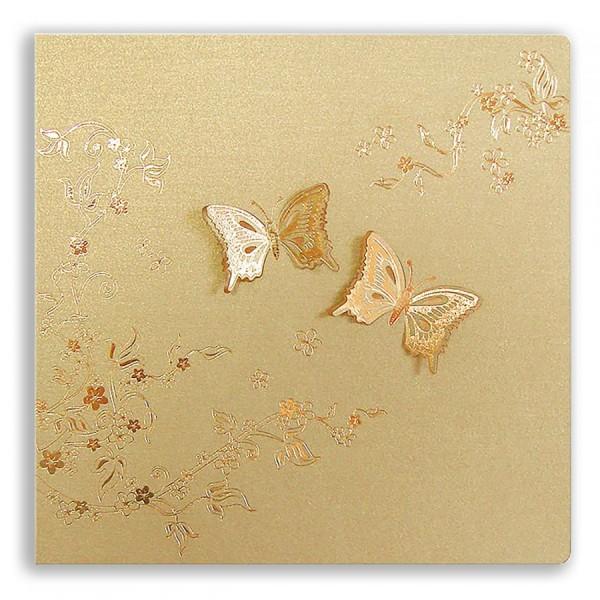 Designer Hochzeitskarte Nr. 9