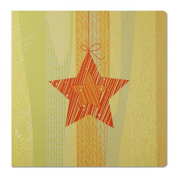 Designer Weihnachtskarte FS808