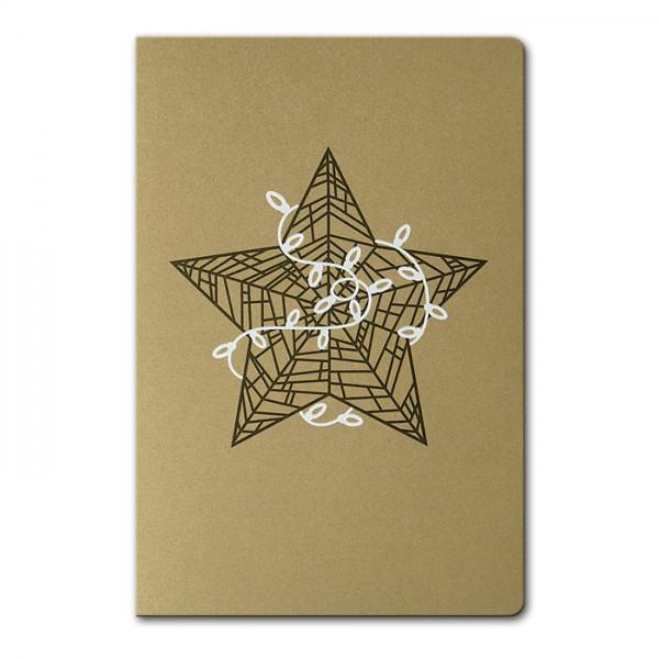 Designer Weihnachtskarte FS774zz