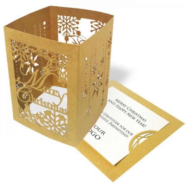 Designer Weihnachtskarte 62323