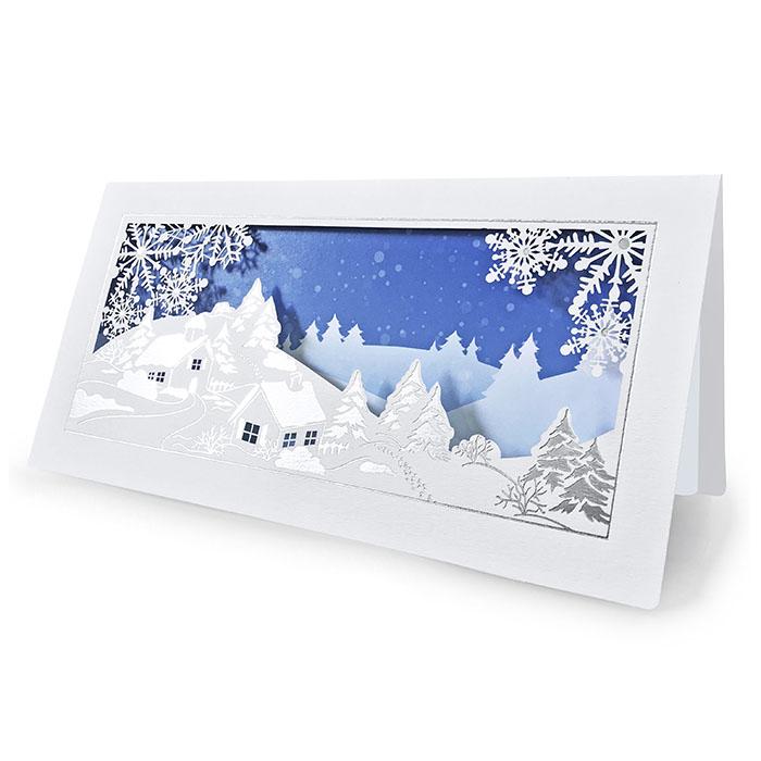 kreativ weihnachtskarten kartenzia. Black Bedroom Furniture Sets. Home Design Ideas