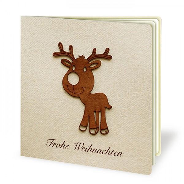 Kreative Weihnachtskarte FS444