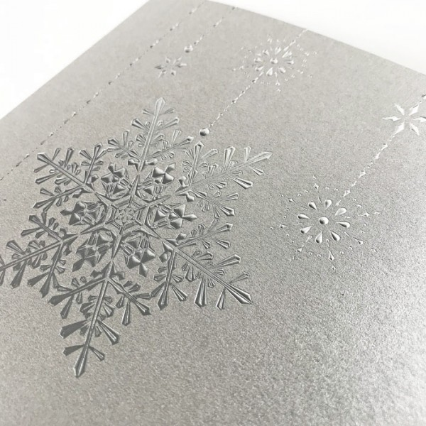 Designer Weihnachtskarte FS955s