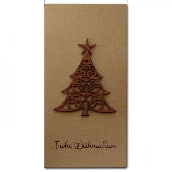 Designer Weihnachtskarte FS449
