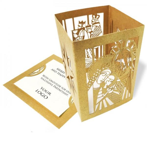 Designer Weihnachtskarte 62326