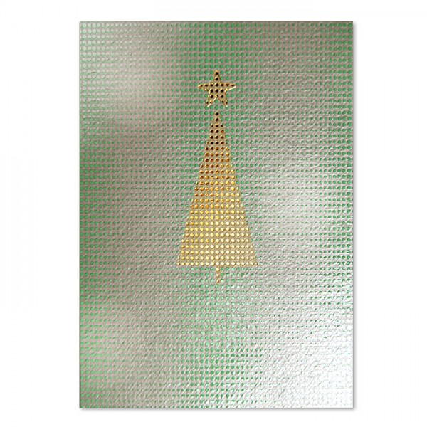 Designer Weihnachtskarte FT7504