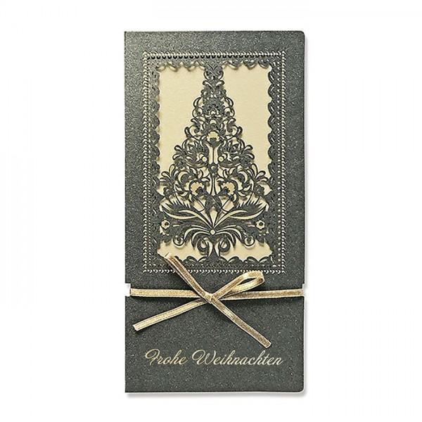Designer Weihnachtskarte Fs991