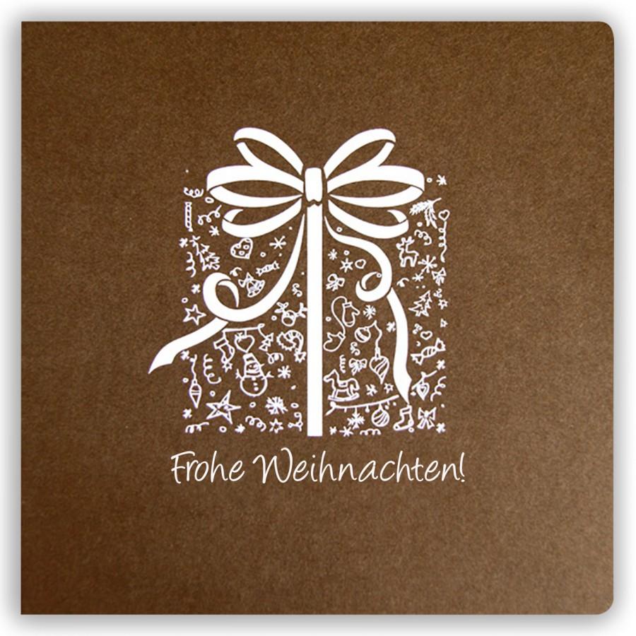 Designer Weihnachtskarten De.Designer Weihnachtskarte Nr 179