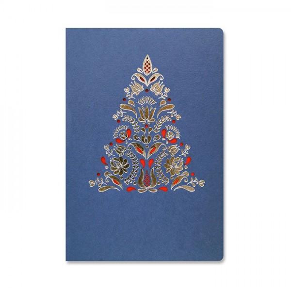 Vintage Weihnachtskarte Nr. 202