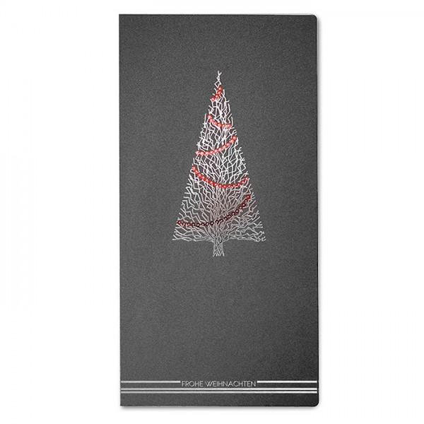 Designer Weihnachtskarte FS441s