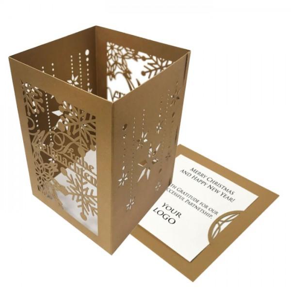 Designer Weihnachtskarte 62324