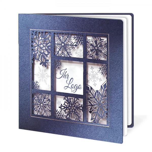 Designer Weihnachtskarte FS596gm