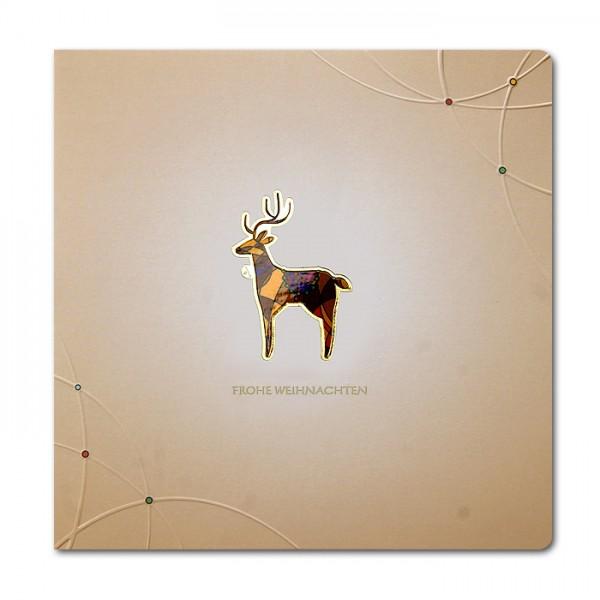 Designer Weihnachtskarte Nr. 225