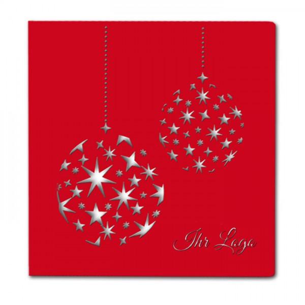 Designer Weihnachtskarte FS299cg