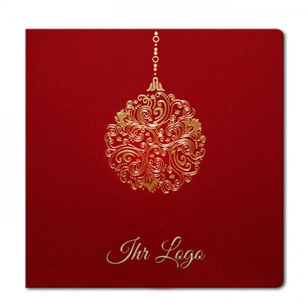 Designer Weihnachtskarte FS365bg