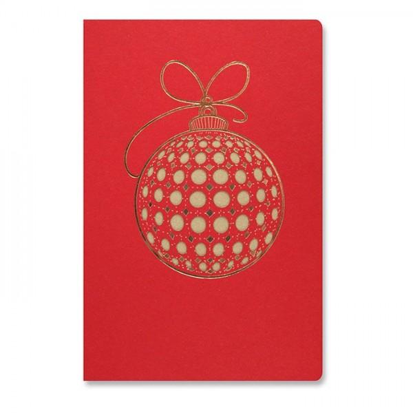 Designer Weihnachtskarte FS882c