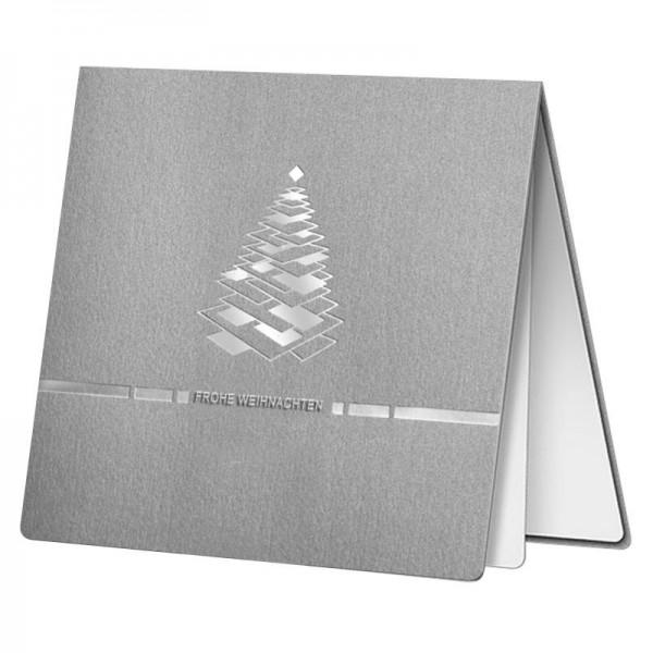 Designer Weihnachtskarte Nr. 84