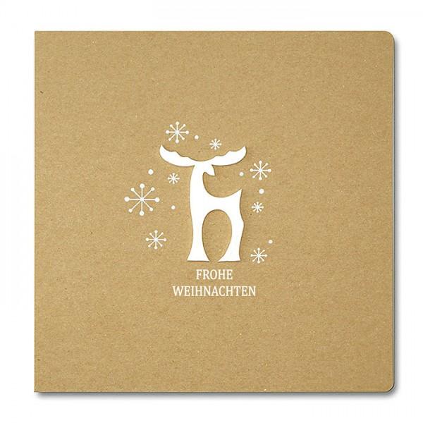 Designer Weihnachtskarte FS761