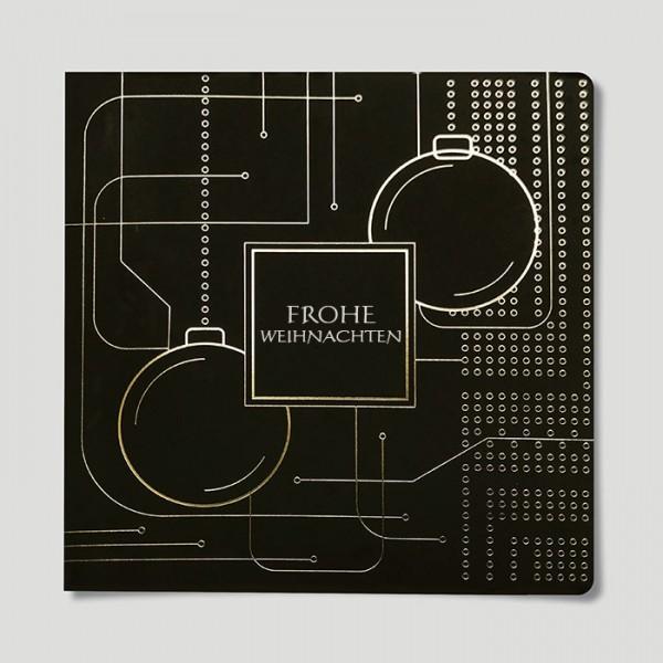 Designer Weihnachtskarte Nr. 245