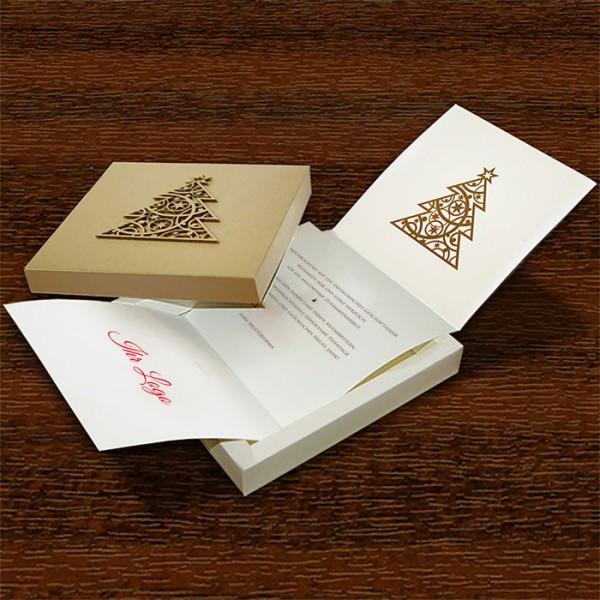 Kreative Weihnachtsschachtel FS500