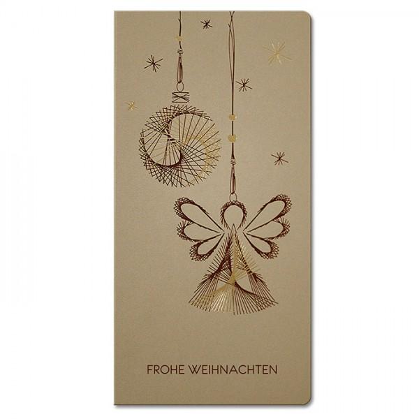 Designer Weihnachtskarte FS514pg