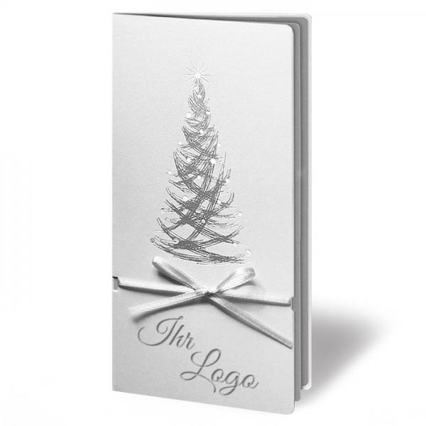 Designer Weihnachtskarte FS436tb