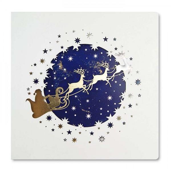 Designer Weihnachtskarte FS923