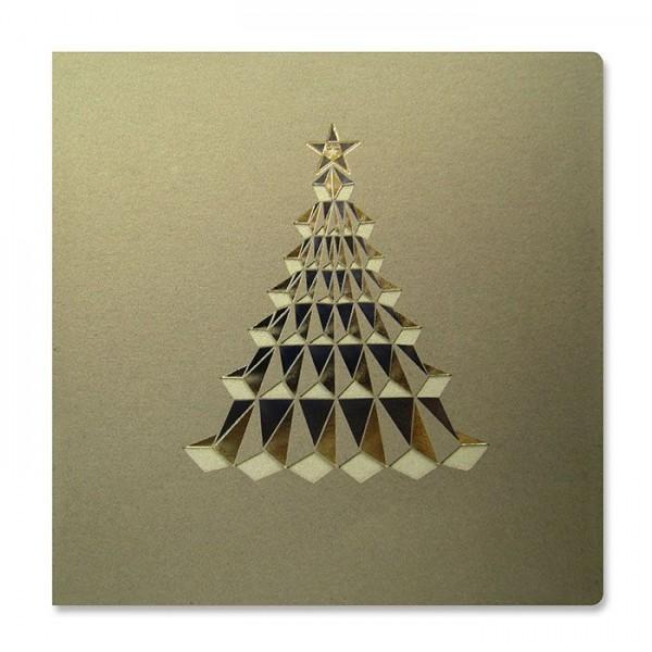 Designer Weihnachtskarte FS902az2