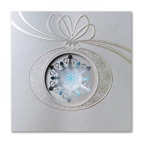 Designer Weihnachtskarte Nr. 185