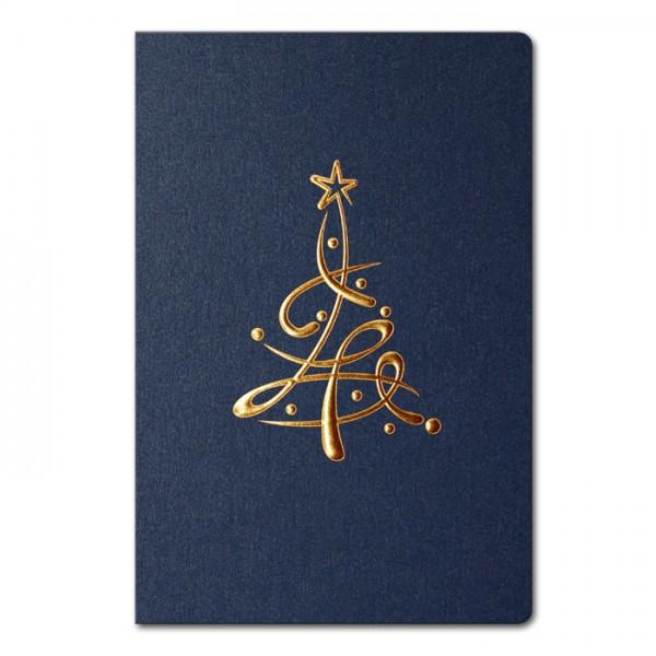 Designer Weihnachtskarte FS848g