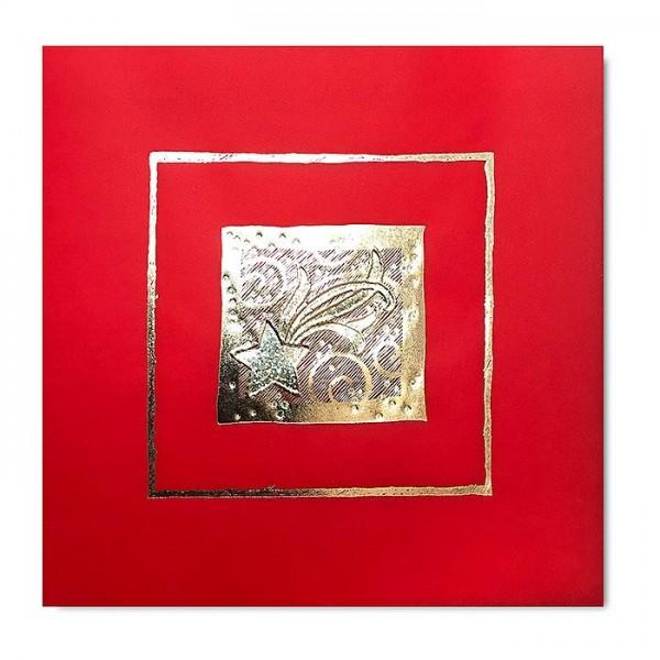 Designer Weihnachtskarte H1427
