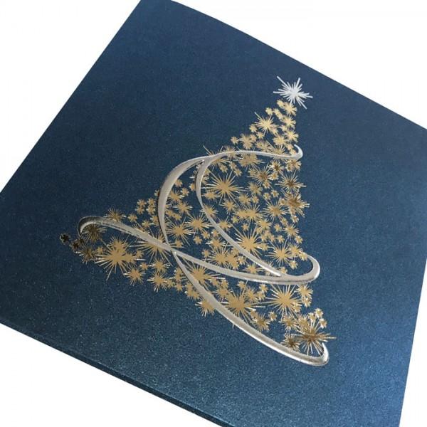 Designer Weihnachtskarte 63020