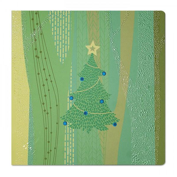 Designer Weihnachtskarte FS809