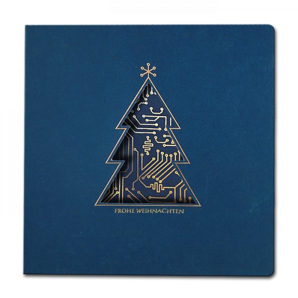 Kreative Weihnachtskarte Nr. 239