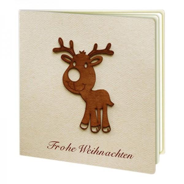 Kreative Weihnachtskarte Nr. 15