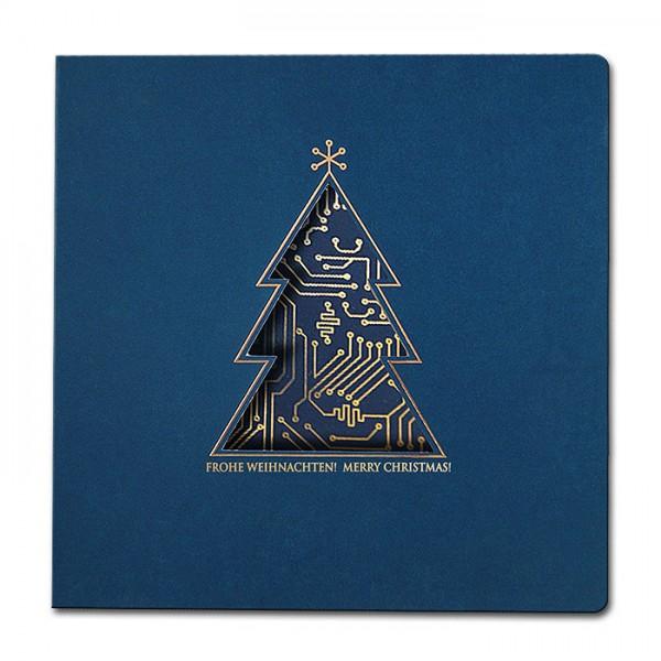 Designer Weihnachtskarte FS679ng
