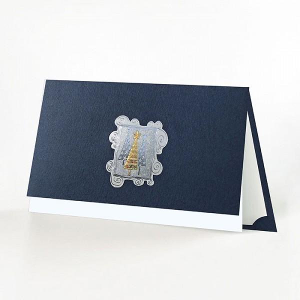 Designer Weihnachtskarte H1054