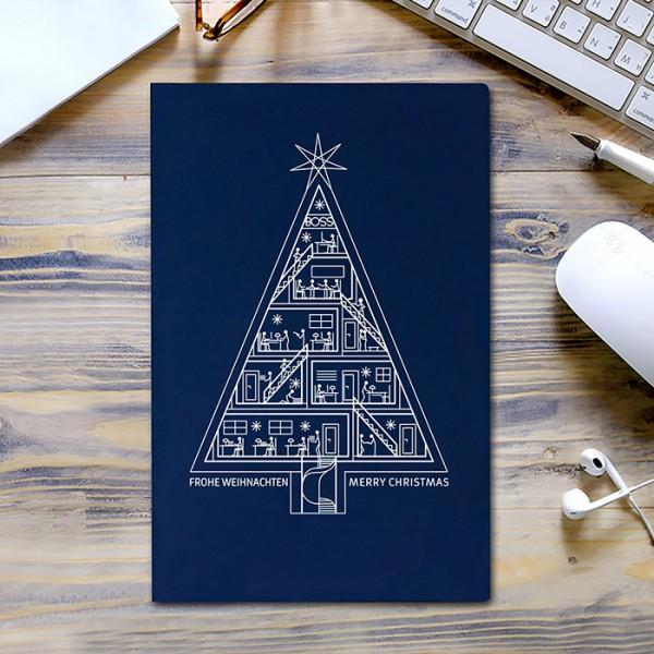 kreative weihnachtskarte fs862ng kreativ. Black Bedroom Furniture Sets. Home Design Ideas